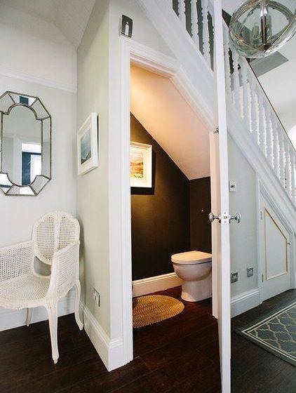 10 ideas para aprovechar el espacio bajo las escaleras
